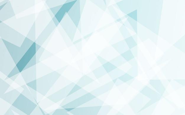 Fondo abstracto color gris y color blanco moderno geométrico