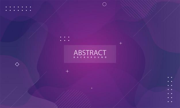 Fondo abstracto con color púrpura