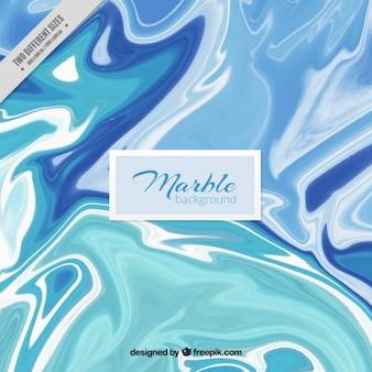 Fondo abstracto de colores azules