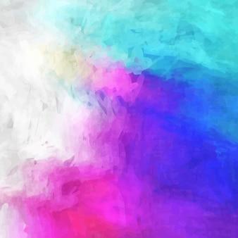 Fondo abstracto colorido de acuarela