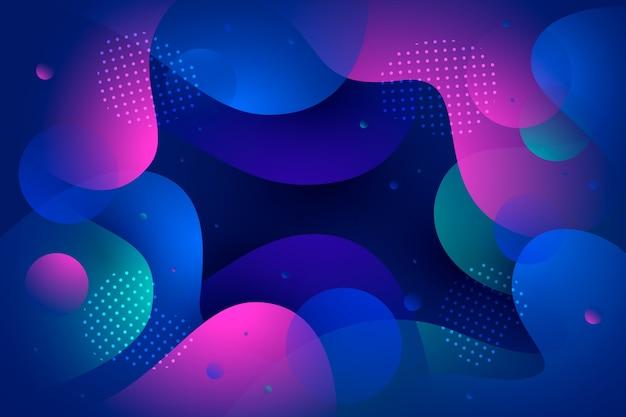 Fondo abstracto colorido