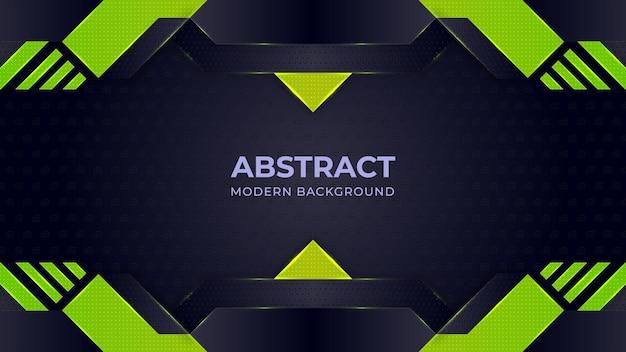 Fondo abstracto corporativo vibrante. diseño de material vectorial