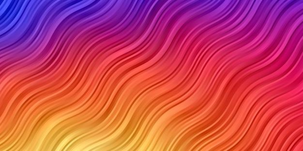 Fondo abstracto degradado color caliente. fondo de pantalla de línea de rayas rojas y moradas