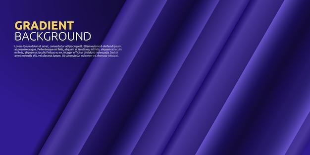 Fondo abstracto degradado púrpura estípite