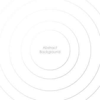 Fondo abstracto de diseño circular