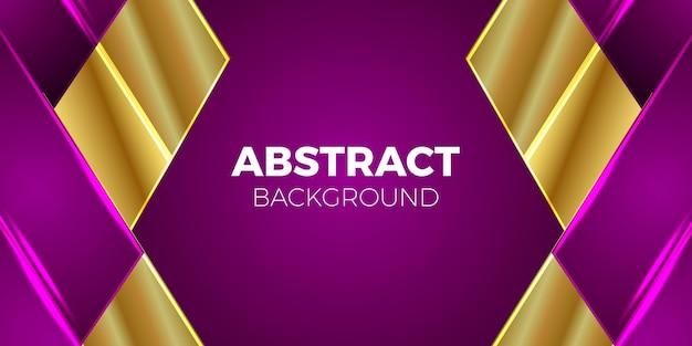 Fondo abstracto con diseño de formas