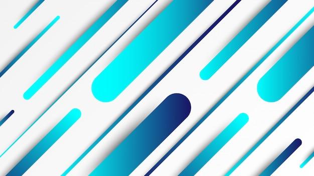 Fondo abstracto con estilo de diseño moderno