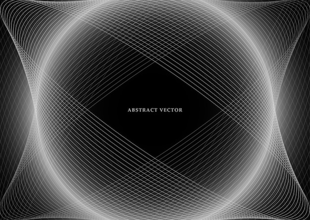 Fondo abstracto en estilo moderno
