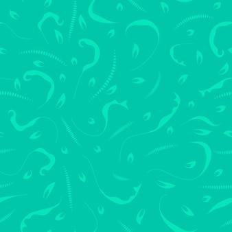 Fondo abstracto flor transparente