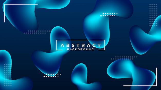 Fondo abstracto fluido