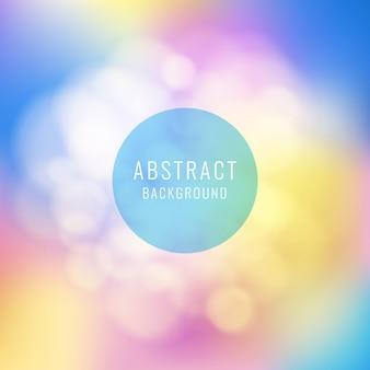 Fondo abstracto con formas borrosas y luz suave.