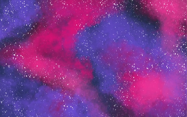 Fondo abstracto galaxia
