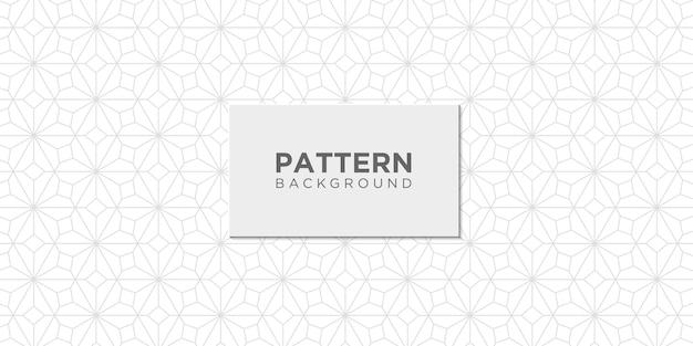 Fondo abstracto geométrico de patrones sin fisuras