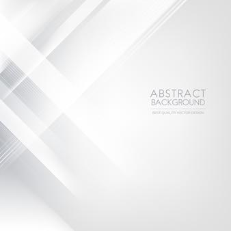 Fondo abstracto gris y blanco degradado