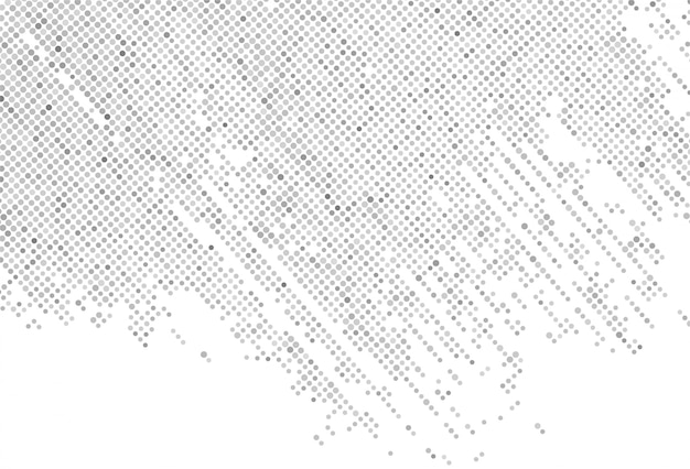 Fondo abstracto gris punteado