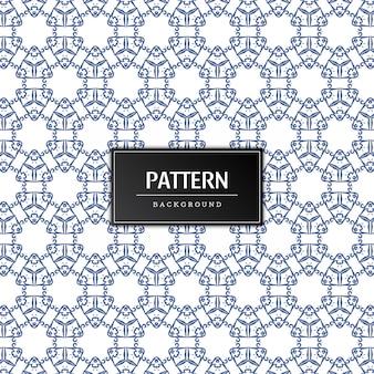 Fondo abstracto hermoso patrón transparente