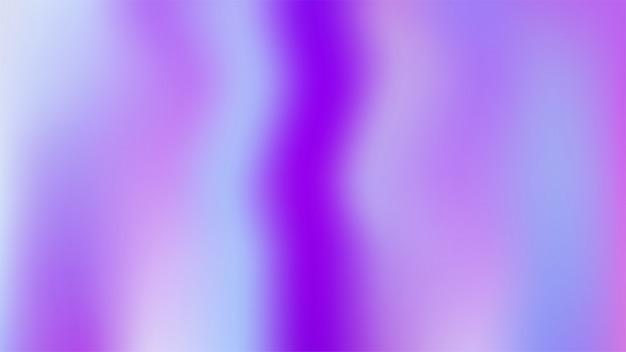 Fondo abstracto holográfico simple
