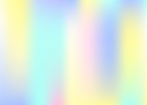 Fondo abstracto holográfico.