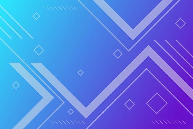 Fondo abstracto líneas gradiente