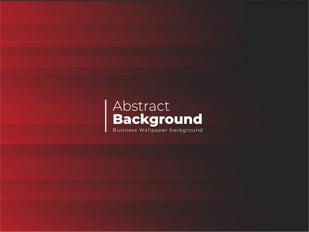 Fondo abstracto con líneas rojas