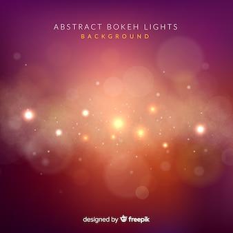 Fondo abstracto con luces