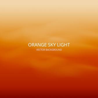 Fondo abstracto de luz de cielo