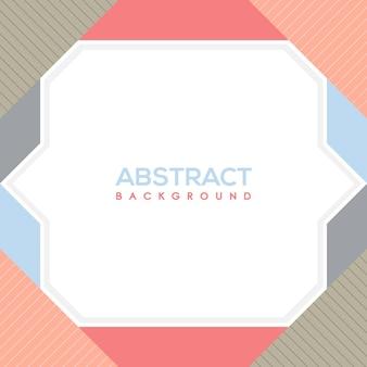 Fondo abstracto del marco