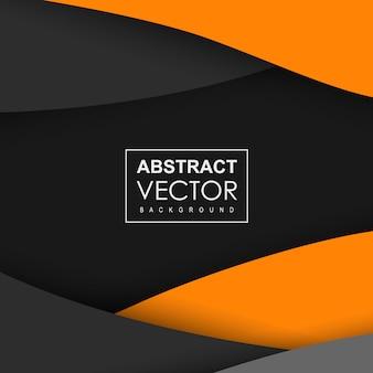 Fondo abstracto moderno colorido vector