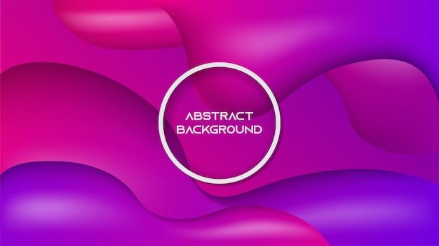 Fondo abstracto moderno del gradiente