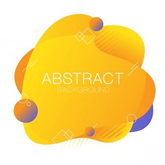 Fondo abstracto moderno simple