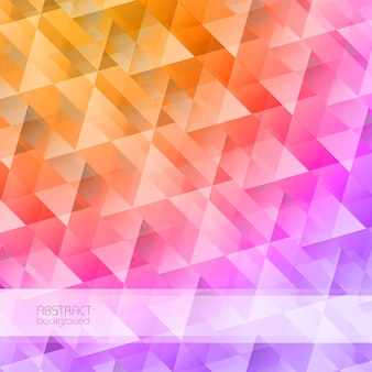 Fondo abstracto de mosaico de cuadrícula