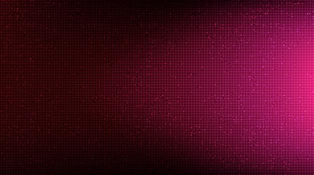 Fondo abstracto negro y rosa