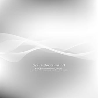 Fondo abstracto onda gris
