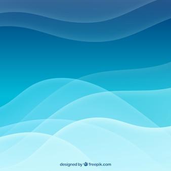 Fondo abstracto de ondas