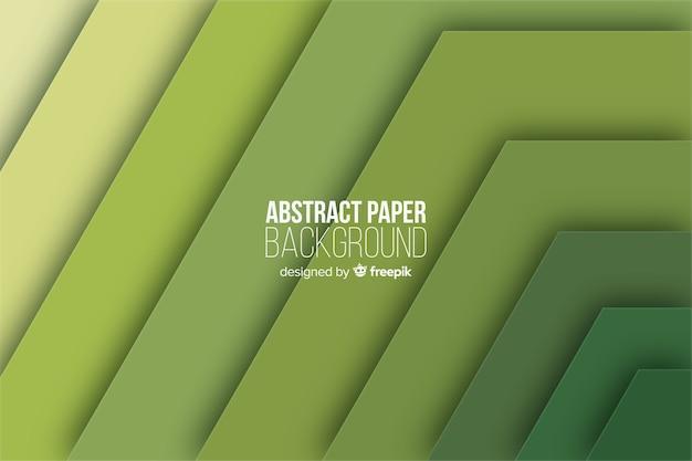 Fondo abstracto de papel