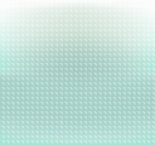 Fondo abstracto patrón de círculo verde