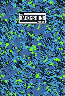 Fondo abstracto con patrón grunge