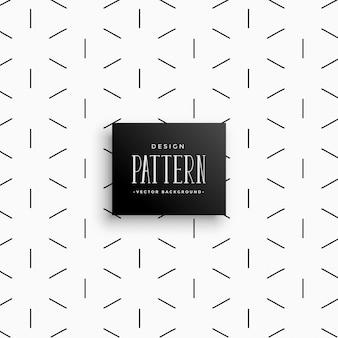 Fondo abstracto del patrón de líneas mínimas