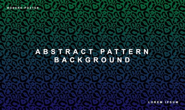 Fondo abstracto de patrón