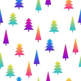 Fondo abstracto de patrones sin fisuras. ilustración futurista moderna para tarjeta de diseño, invitación a fiesta, papel tapiz, papel de regalo de vacaciones, tela, estampado de bolsa, camiseta, publicidad de taller, etc.