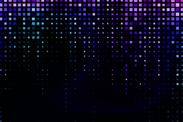 Fondo abstracto pixel lluvia