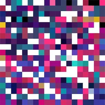 Fondo abstracto con píxeles