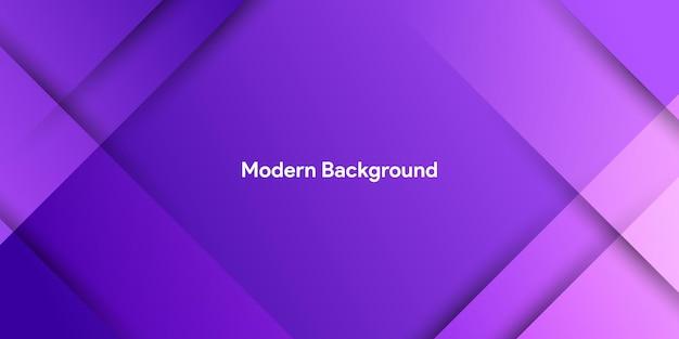 Fondo abstracto púrpura moderno