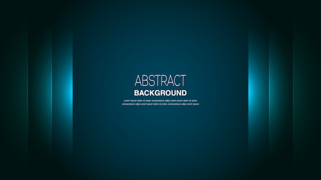 Fondo abstracto de rectángulo