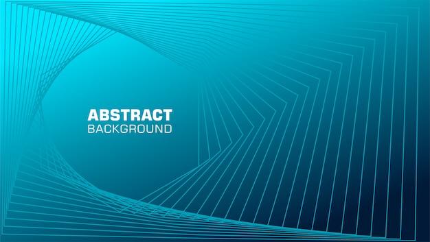 Fondo abstracto de redes y líneas dinámicas en color azul.