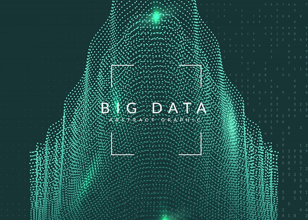 Fondo abstracto de tecnología digital. inteligencia artificial,