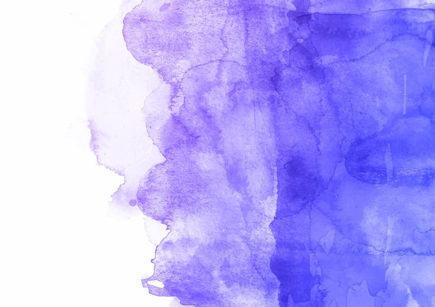 Fondo abstracto con una textura de acuarela detallada