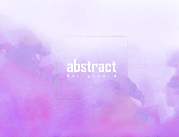 Fondo abstracto de textura acuarela rosa