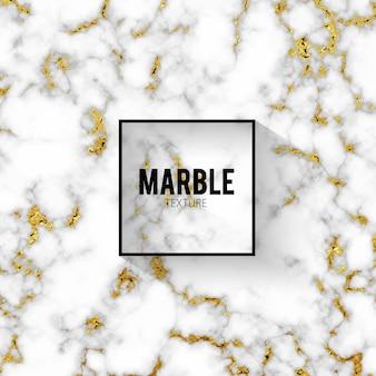 Fondo abstracto de textura de mármol dorado