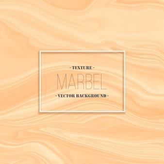 Fondo abstracto de textura de mármol líquido de melocotón